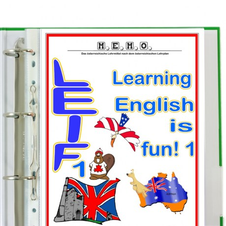 Englisch Learning English is fun 1 Leif 1 EV01